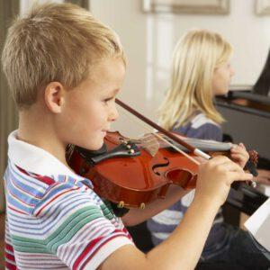 Sinfonie24 All-in-One-Geigen-Set Bernstein (Basic-III)