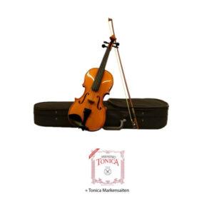 Einsteiger Geigenset Bernstein (Basic-II)