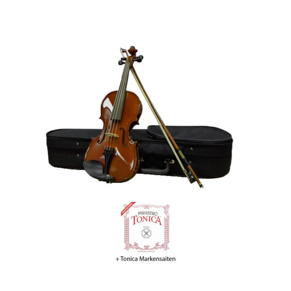 Einsteiger Geigenset Palisander (Basic-II)