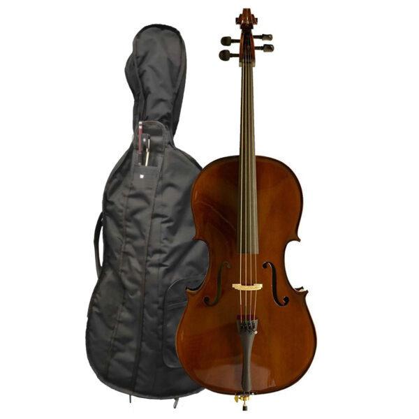 Einsteiger Cello-Set Palisander (Basic-II)