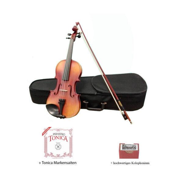 Fortgeschrittenen Geigenset (Plus-II) für Musikschulen